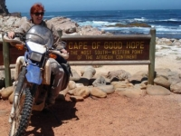 Cape of Good Hope. I made it!