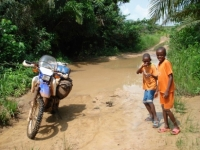 Kids in the Congo